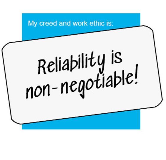 Ulrich Zalfen: Reliability is non-negotiable
